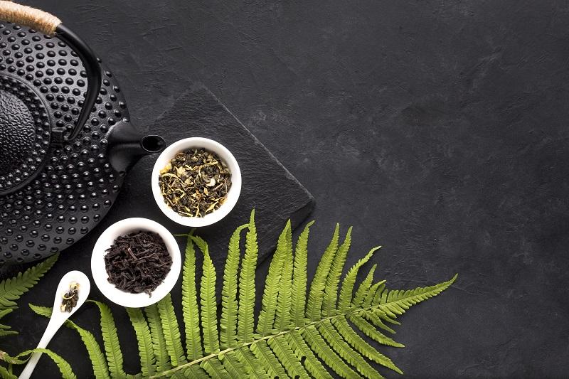 Herbata nie tylko do picia, lecz również na włosy